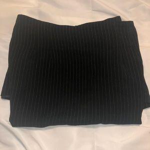 Briggs Pin Striped